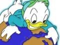 Игра Дональд Дак и глобус