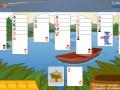 Игра Пасьянс лодка трески
