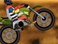 Игра Огромный каньон для гонок на мотоцикле