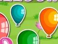 Игра Пара шаров с пятнами