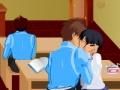 Игра Поцелуи в классе