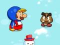 Игра Снежный Марио 3