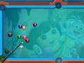Игра Дора 8: бильярд