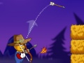 Игра Пугало против тыквы