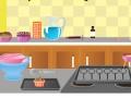Игра Приготовление конфет и кексов