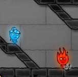 Игра Огонь и Вода в Хрустальном Храме