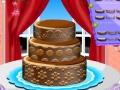 Игра Приготовление шоколадного торта