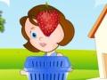 Игра Алисия собирает фрукты