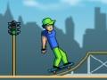 Игра Профессионал на скейте