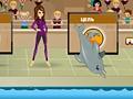 Игра Шоу с дельфином