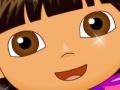 Игра Причёска для Доры