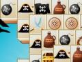Игра Маджонг морские пираты