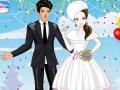 Игра Зимнее свадебное платье