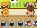 Игра Весёлые суши