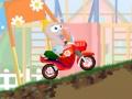 Игра Маленький мотоциклист