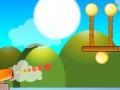 Пушка и воздушные шары