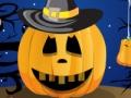 Игра Хэллоуин украшение тыквы