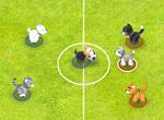 Игра Звериный футбол