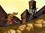 Игра Скуби BMX