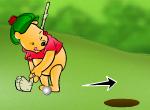 Игра Гольф с Винни Пухом