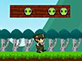 Игра Бен 10 в мире Марио