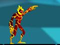 Игра Бен 10 Огненный человек 2