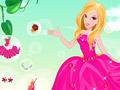 Игра Красивая цветочная принцесса