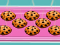 Игра Готовим шоколадное печенье
