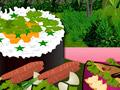 Игра Оформление суши