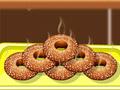 Игра Яблочные пончики