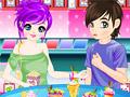 Игра Свидание в кафе-мороженое