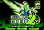 Игра Бен 10 гонки на мотоцикле 2