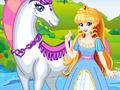 Игра Принцесса и белая лошадь
