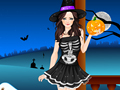 Игра Костюмы для Хэллоуина