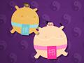 Игра Голодные сумоисты - Новые уровни