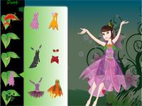 Игра Цветочная фея