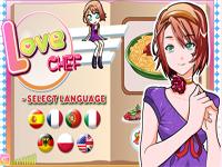 Игра Любовь шеф-повара