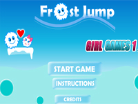 Игра Фрост прыжки