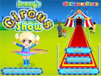 Игра Цирковое шоу Дженни