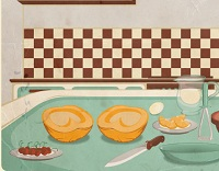 Игра Тыквенный пирог