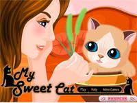 Игра Мой милый котёнок