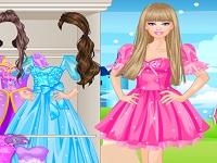 Игра Барби принцесса