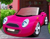 Игра Модное украшение автомобиля