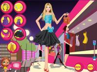 Игра Домашняя мода Барби