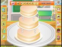 Игра Сладкие украшения для торта