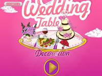 Игра Свадебный стол