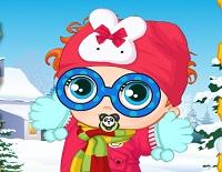 Игра Новорожденный готов к зиме