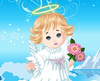 Игра Ребёнок ангел