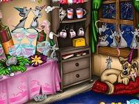 Игра Мышкин дом. Празднование