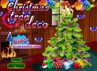 Игра Великолепная Рождественская ёлка